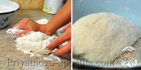 Как сделать тесто на чебуреки хрустящими