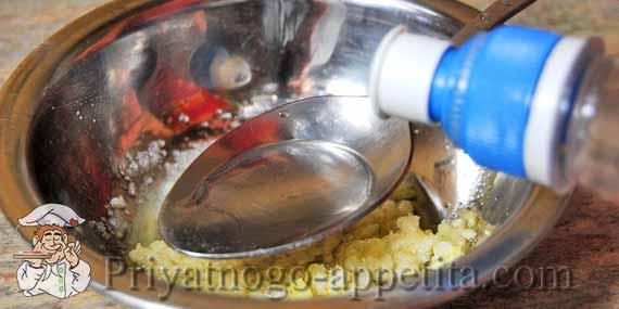 заправка для жареной картошки
