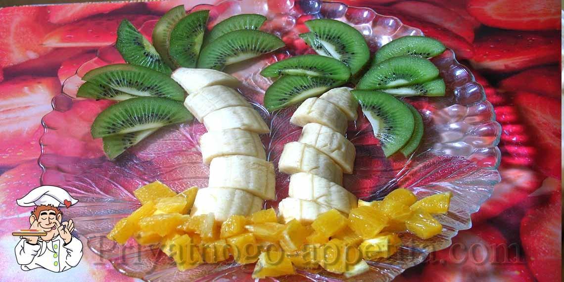 фруктовый салат как готовить