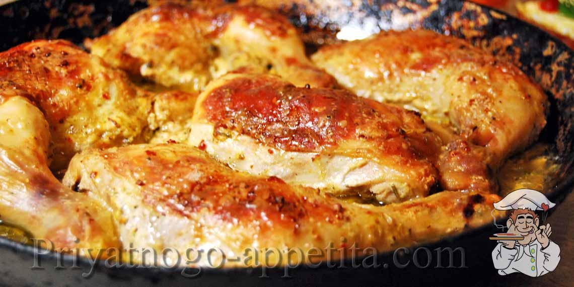Вкусные окорочка в духовке рецепты с фото