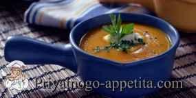 Мясной суп-пюре