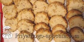 Печенье «Бархатное»