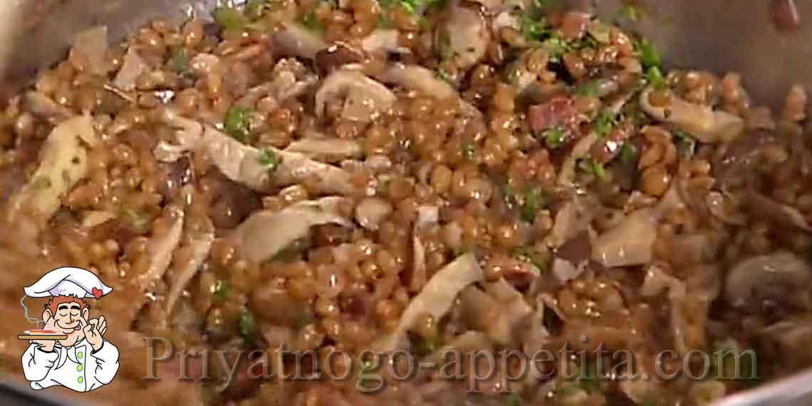 что приготовить кашу из цельной пшеницы рецепты с фото