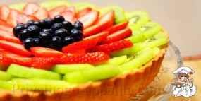 Пирог из киви