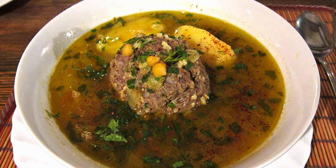кюфта азербайджанская рецепт с фото