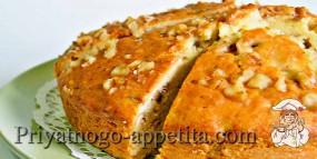 Медово-ореховый кекс
