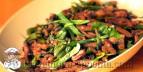 Салат с телятиной