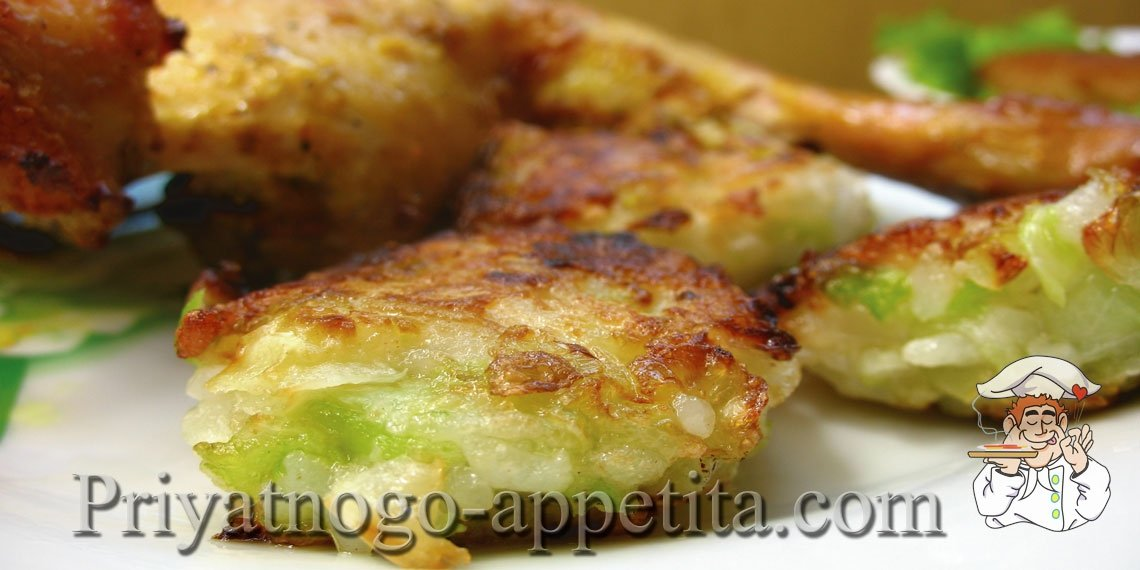 Котлеты из капусты белокочанной рецепты в духовке