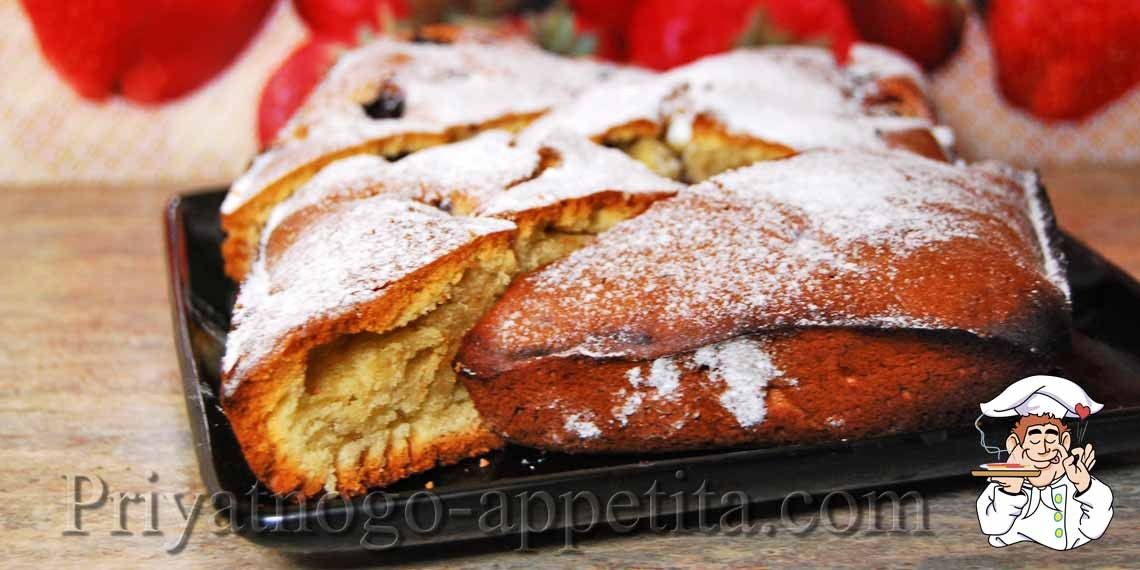 Рецепты пирогов с фото сладкие легкие