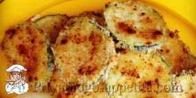 Кабачки с сыром