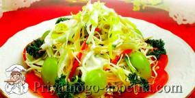 «Витаминный» салат