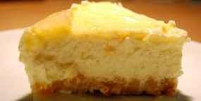 Лимонный бисквит на белках