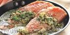 Рыба в чесночным соусе
