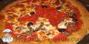 Пицца «Маринара»