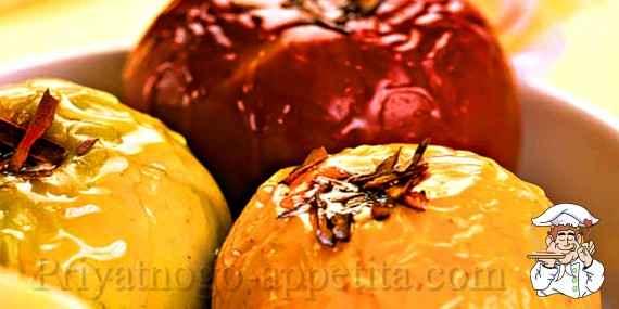 Карамельные яблоки