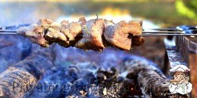 Маринад на рассоле для мяса