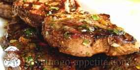 Сухой маринад для мяса