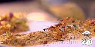 Карамельная паутинка