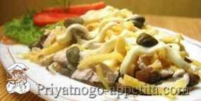 Салат «Тоскана»