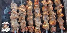 Маринад на сливках для мяса