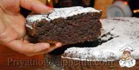 Шоколад на кипятке
