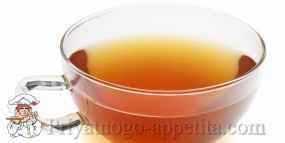 Чай с апельсинами