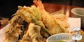 Рецепт темпуры