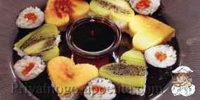 Десертные суши
