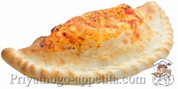 """Пицца """"Кальцоне"""""""