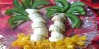 Фруктовый салат «Пальма»