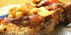 Котлеты отбивные из мяса кабана под соусом