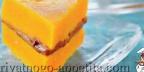 Пирожные из тыквы