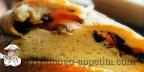 Хлеб с оливками и чесноком