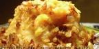 Гороховое пюре с жареным луком