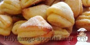 Печенье «Уголки»