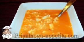 Острый куриный суп с рисом «По-индийски»