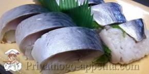 Прессованные суши