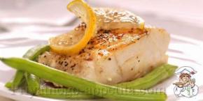 Маринованная рыба в духовке