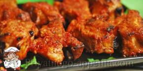 Рецепт свиных ребрышек в духовке