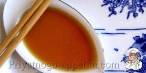 Тайский рыбный соус