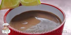 Горячий шоколад с чили