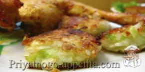 Котлеты из белокочанной капусты с рисом