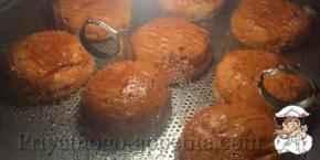 Паровая котлета из рубленой свинины с печенью