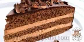 """Рецепт торта """"Прага"""""""