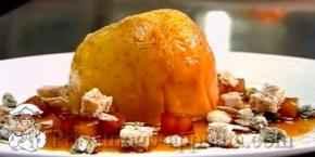 Яблоки печеные в духовке