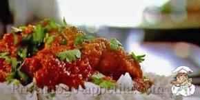 Курица по-индийски