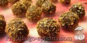 Домашние конфеты из чернослива