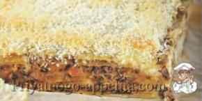 Десертная лазанья