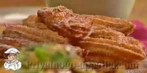 Жареное тесто